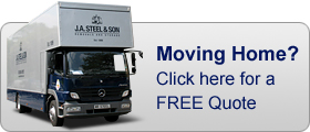 Moving Home? Click here for a FREE Quote...